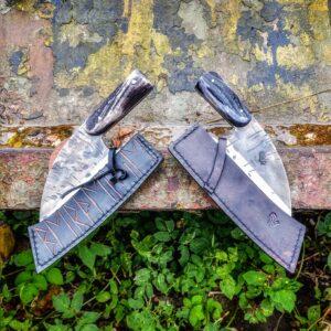 Knive og stegegafler
